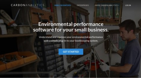 A new look for Carbon Analytics