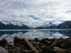 My favourite spot on earth: Garibaldi Lake, near Squamish, BC, Canada.